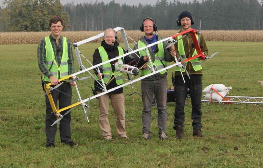KiteKRAFT, turbina eolica volante, aquilone eolico