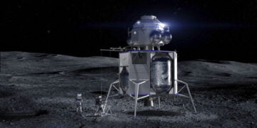 return to the moon with Artemis