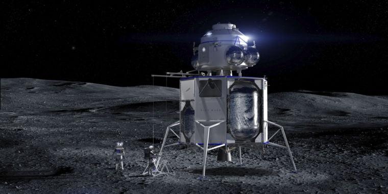 voltar para a lua com Artemis