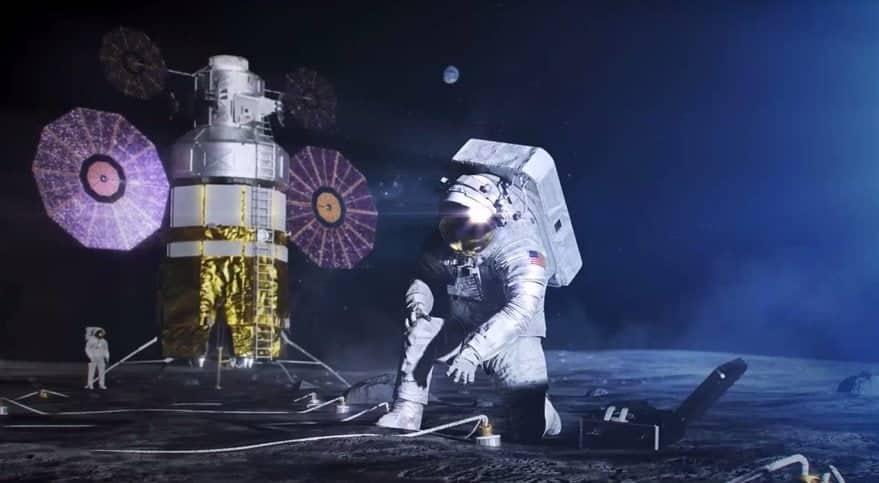 Retorne à Lua com Artemis