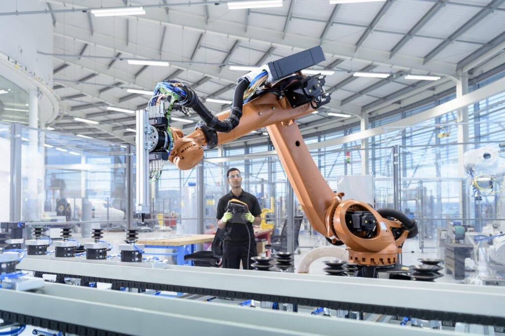 human jobs replaced by machines