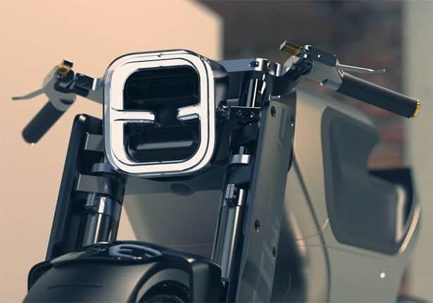 """CRTWRKS, la moto del futuro che si """"guida"""" sia analogica che digitale"""