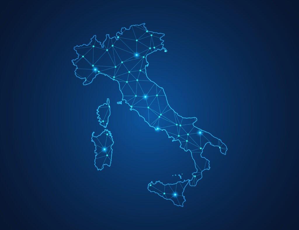 velocità di internet in Italia