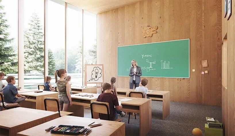 La scuola ideale post Covid
