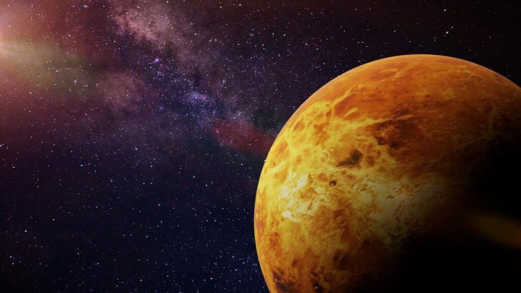 vita aliena su Venere