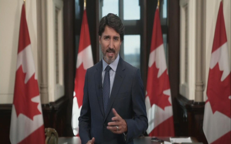 Justin Trudeau il mondo è in crisi