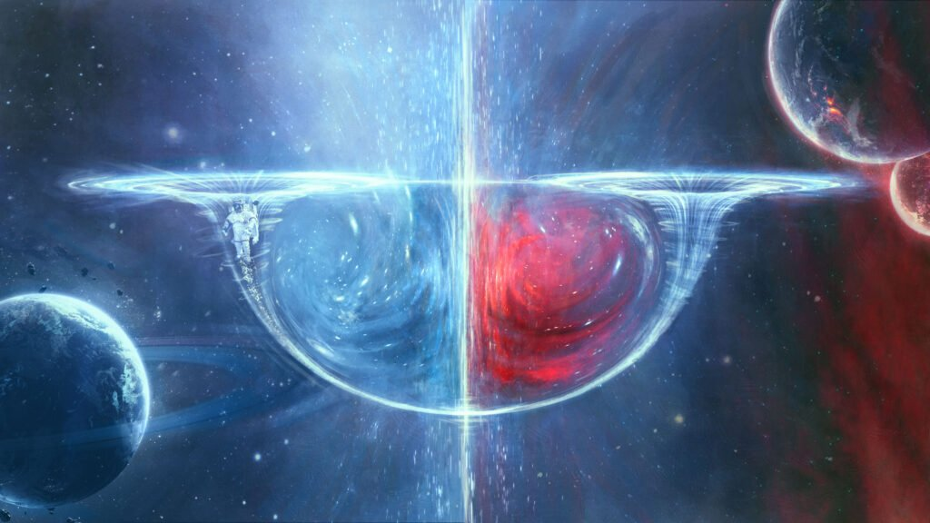 Idee e tecnologie di fantascienza: wormhole e portali dimensionali