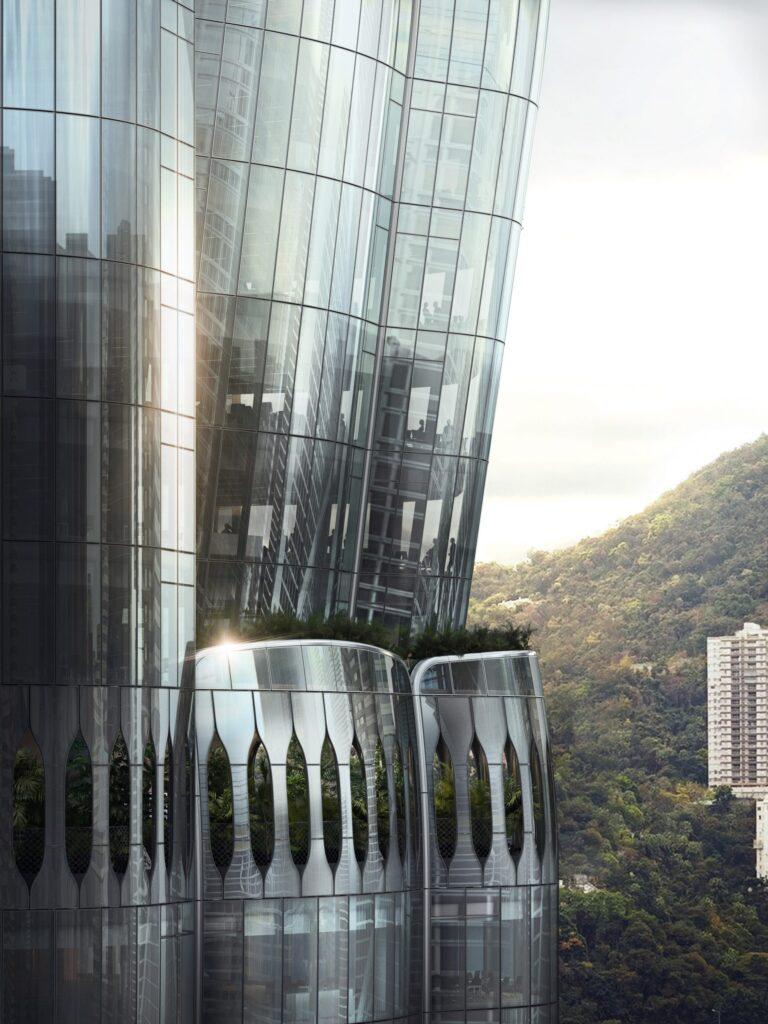 zaha hadid grattacielo hong kong sito più costoso del mondo