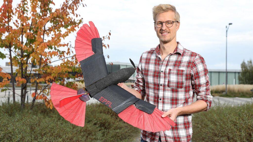 Drone uccello