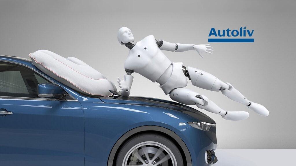 Life Cell, l'erede dell'airbag proposto dalla svedese Autoliv