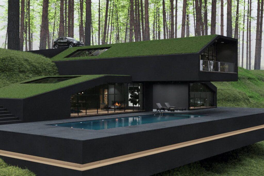 Black Villa