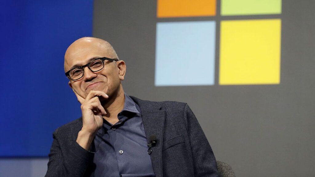 Satya Nadella, Microsoft, sul futuro degli sviluppatori di software