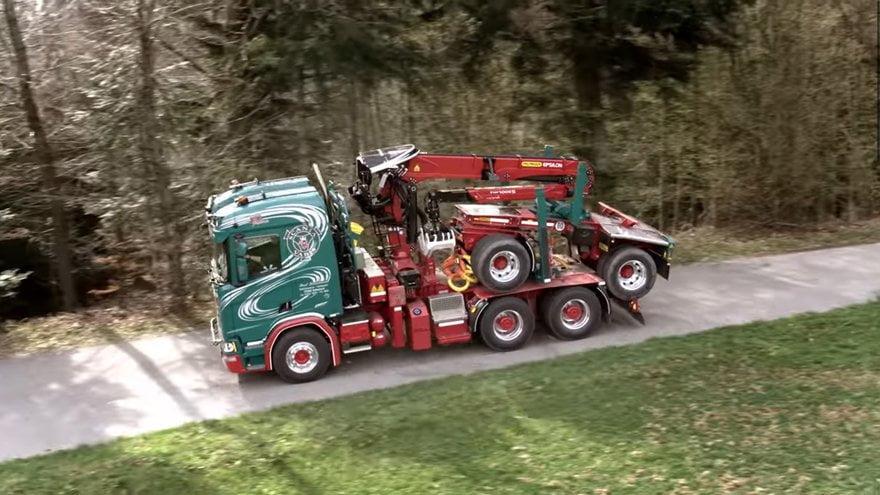 Ratioplus, kompakter Transformator für lange Lasten