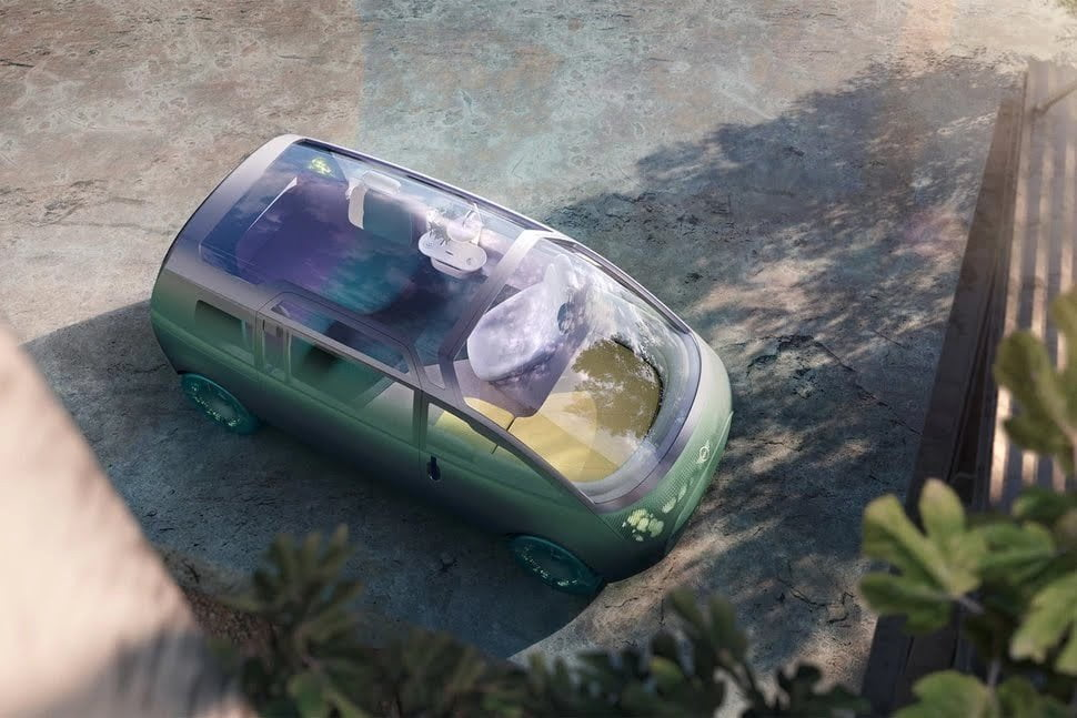 Mini Vision Urbanaut, la mobilità urbana del futuro è elettrica, autonoma, polifunzionale e abitabile.