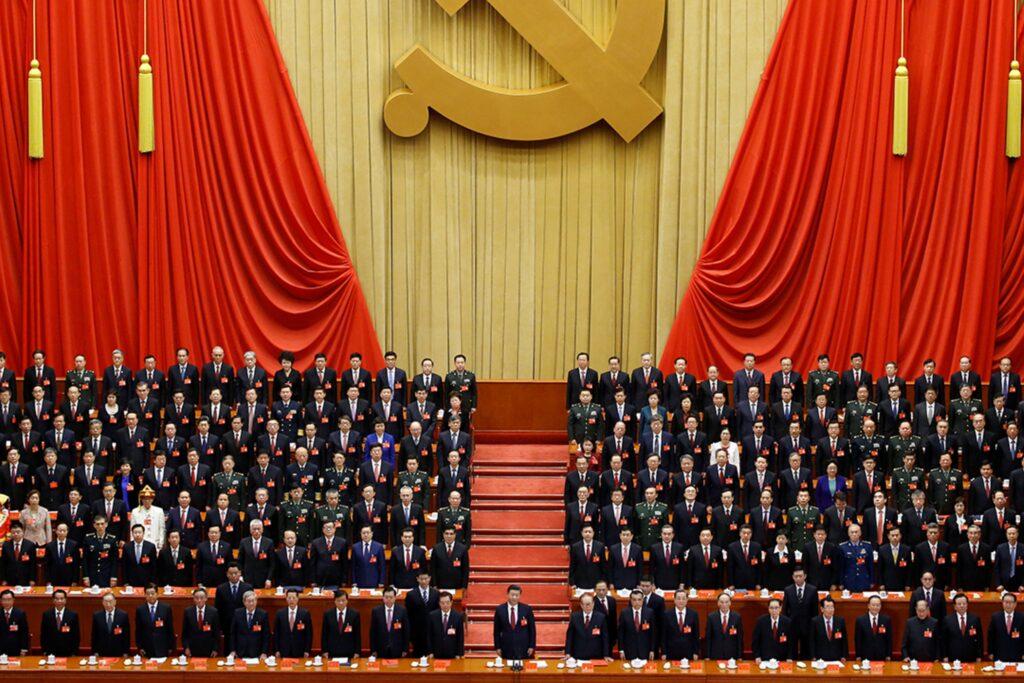 Nuovo piano quinquennale Cinese
