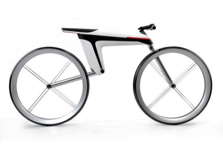 bici del futuro, HMK