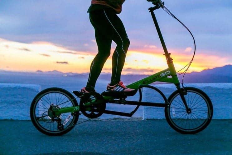 bici del futuro, elliptigo