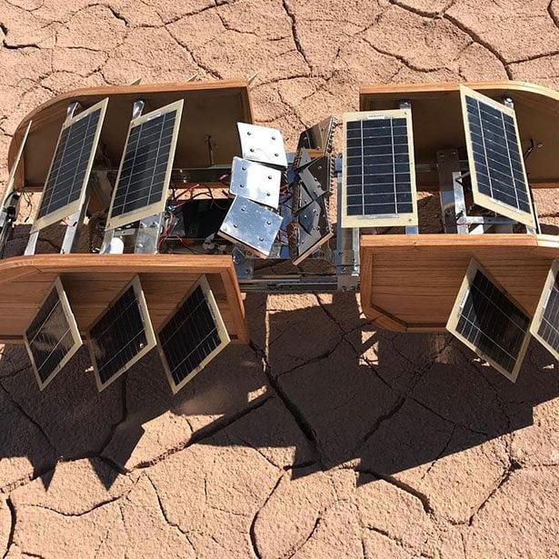 Rabdomante, progetto solare per portare l'acqua (e l'utopia) ovunque