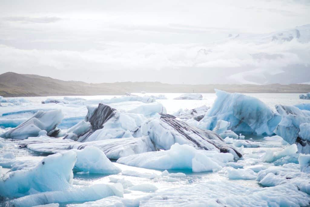 Überhitzung der Arktis