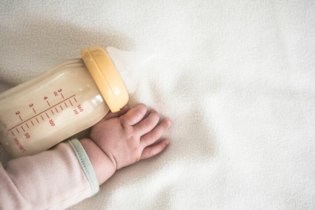 biomilq latte materno laboratorio Leila Strickland