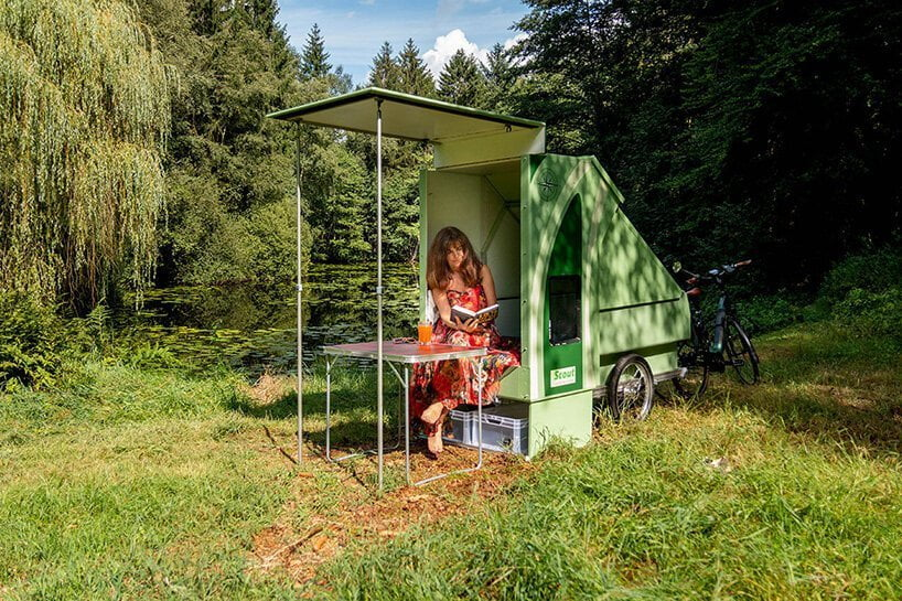 Camper scout ebike