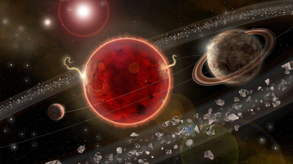 Segnale radio da Proxima Centauri