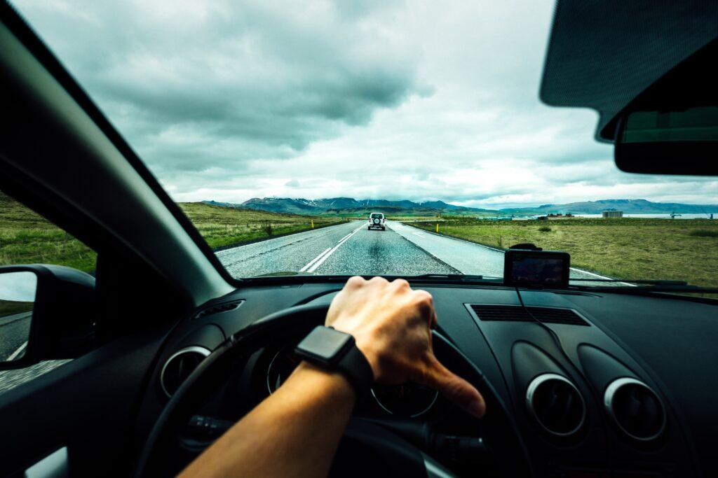 Cannabidiol CBD stört das Fahren nicht