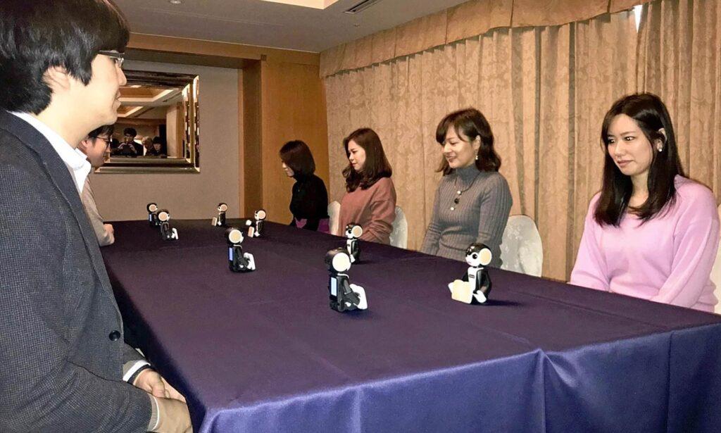 servizio di incontri giapponese