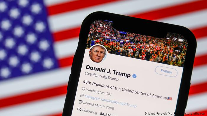 Social media dopo il ban a Trump