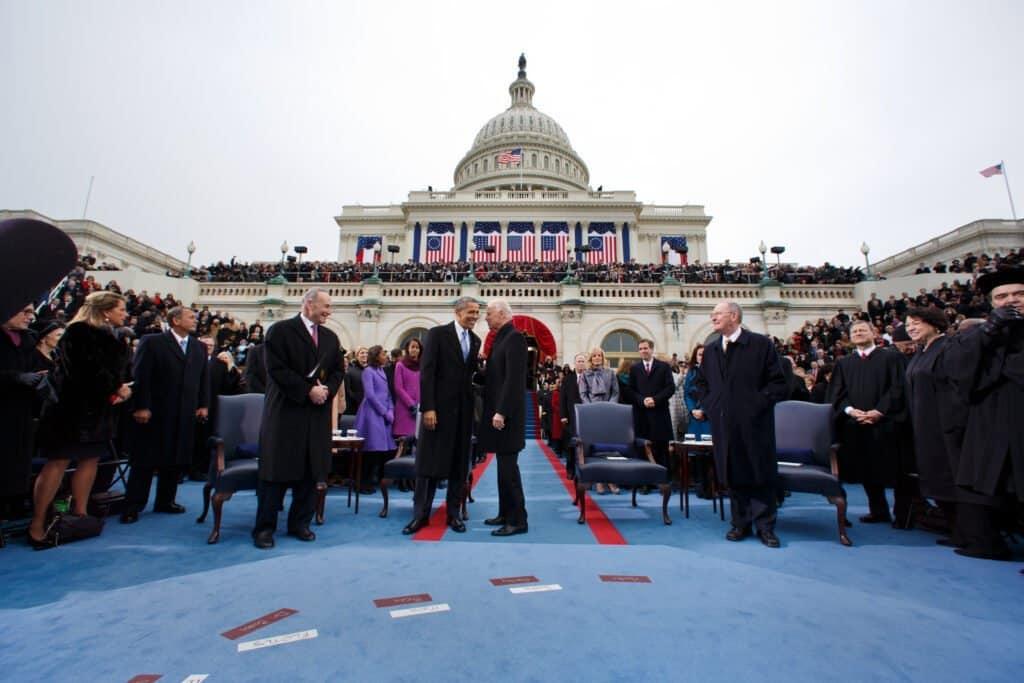 Sondaggio USA insediamento Biden
