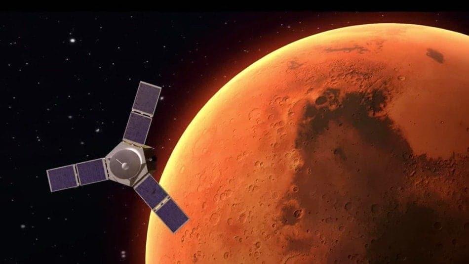 Missioni spaziali 2021, orbiter Hope