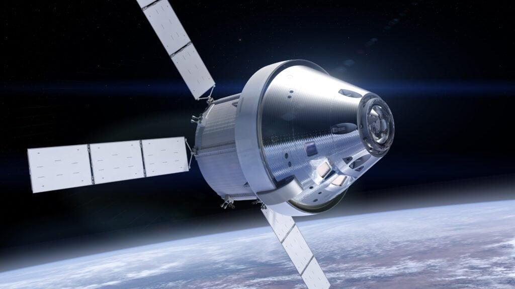 Missione spaziale 2021, Orion