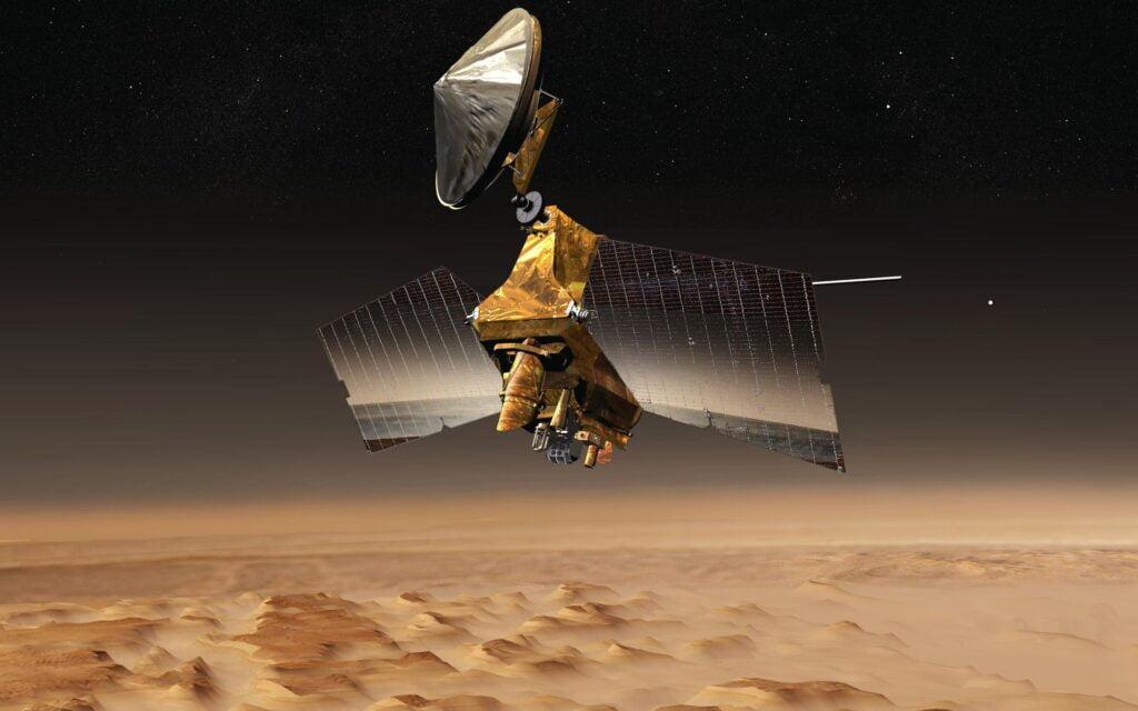 Ere glaciali su Marte