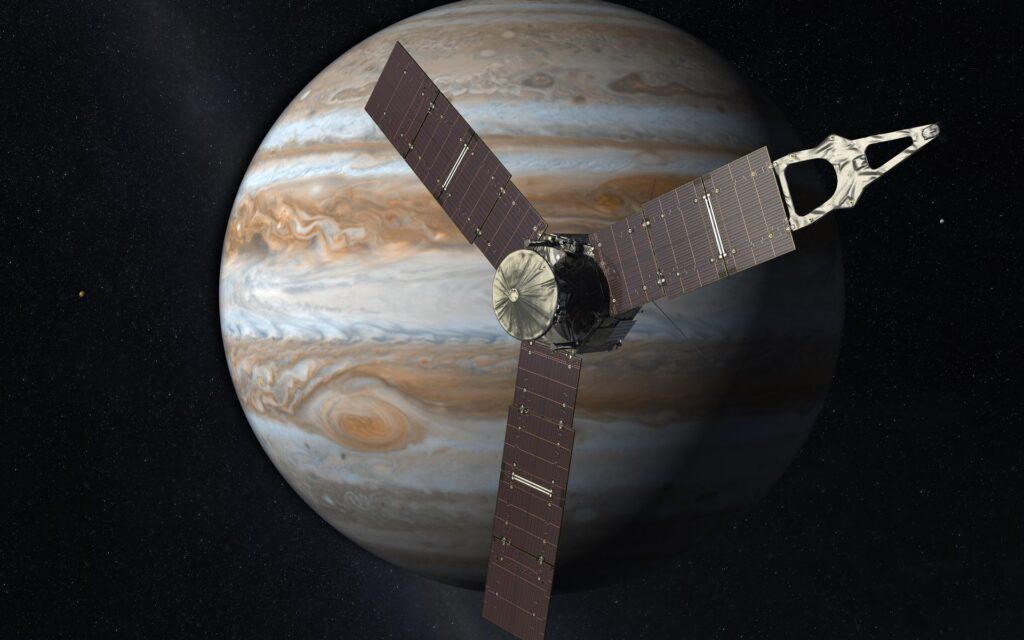 Missioni spaziali 2021, Juno