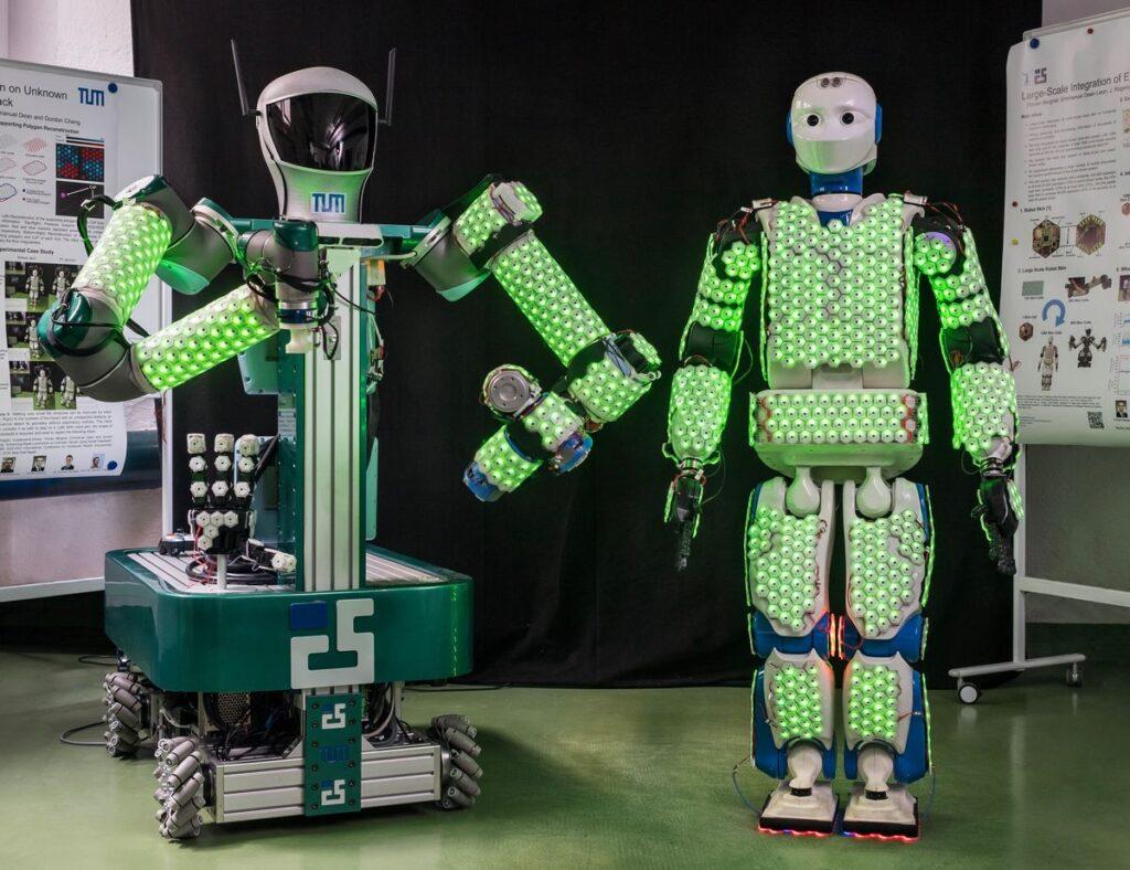 Robotica e neuroscienze