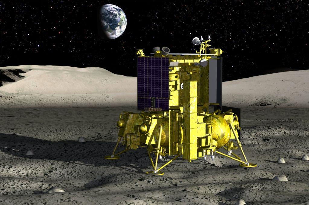 Missioni spaziali 2021, Luna 25