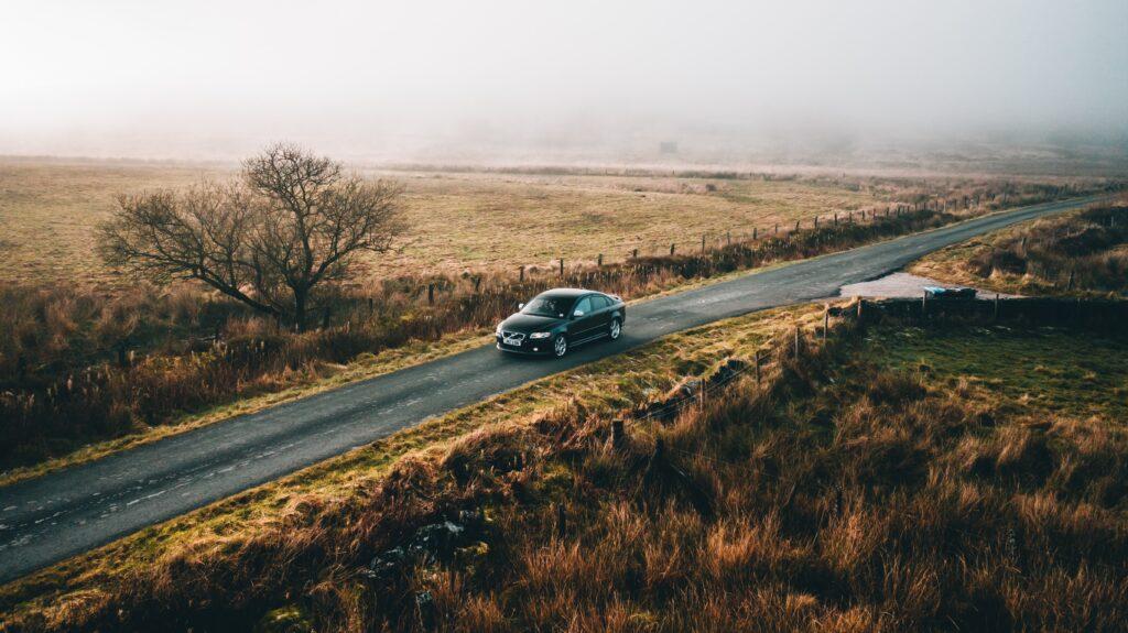 driverless car lanes