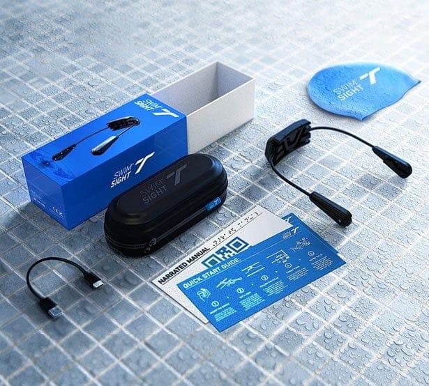 """Swimsight è un sistema di visione artificiale per nuotatori ipovedenti che """"ricostruisce"""" corsie e bordo piscina per orientarli"""