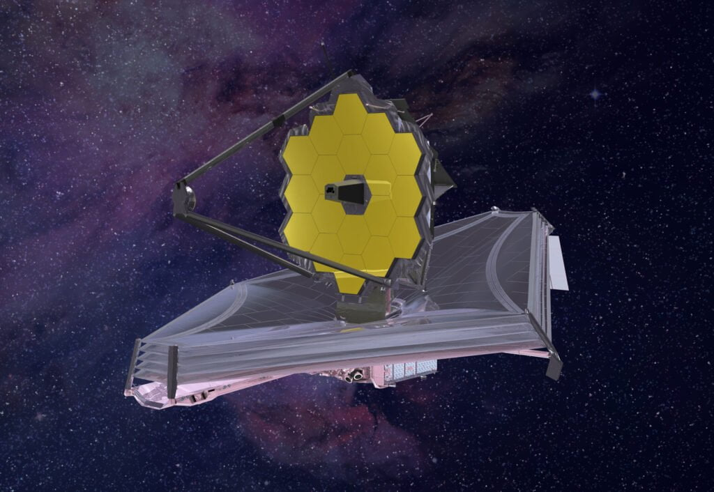 Telescopio spaziale James Webb missioni spaziali