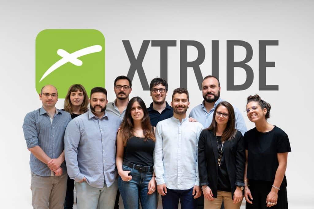 XTribe, app per attività di vicinato