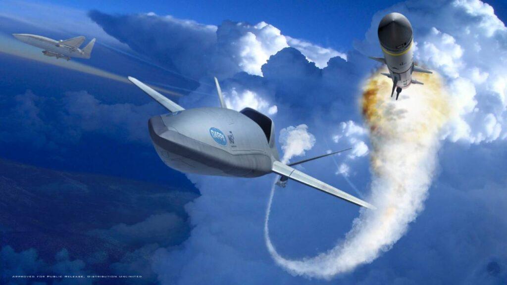 longshot, droni da combattimento