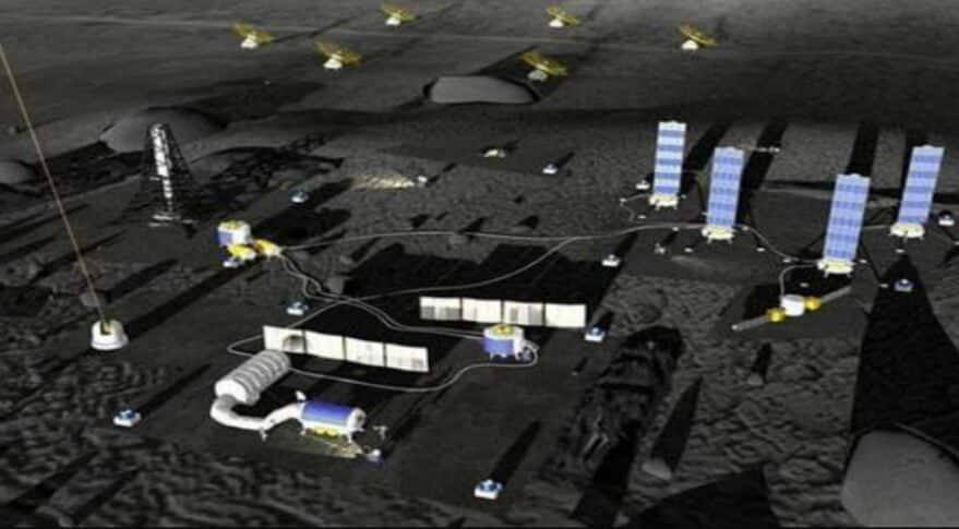 Base lunare