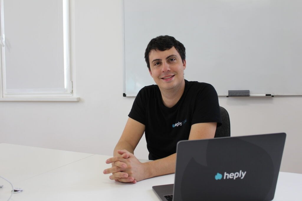 heply, coach delle startup