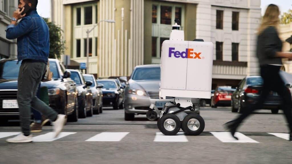 robot autonomi ora sono legalmente pedoni