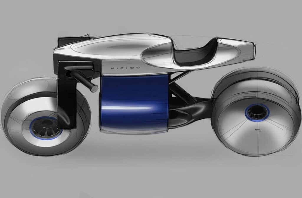 concept moto Voisin