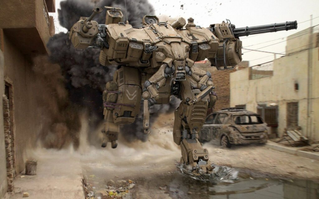 Guerre future