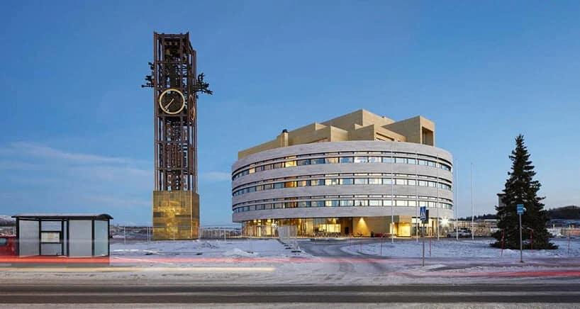 Kiruna città svedese