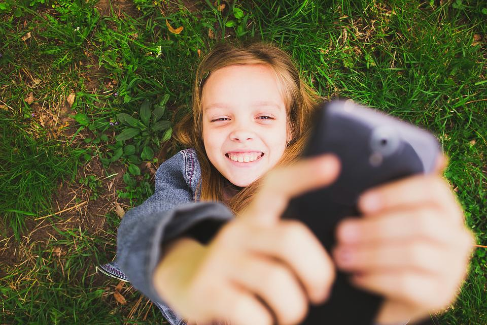 instagram per bambini