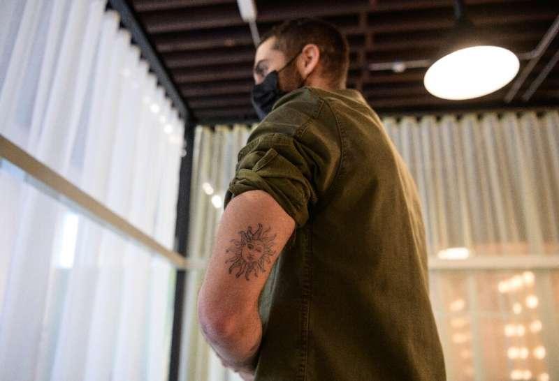 tatuaggi effimeri