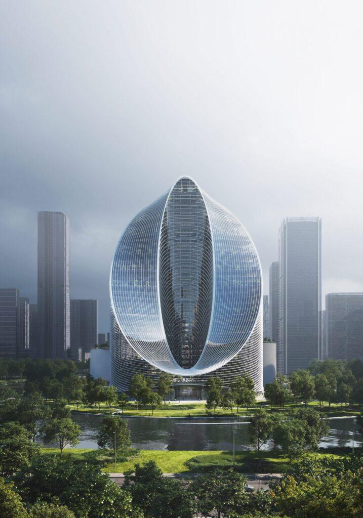 Quartier generale OPPO a Hangzhou